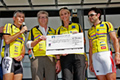 50,000 euros for children with cancer