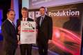 German Industry Innovation Award: Blue e+ is the best product in 2015!